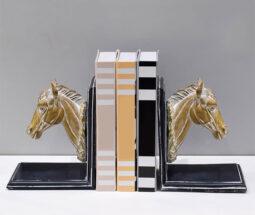 هولدر کتاب رومیزی طرح اسب