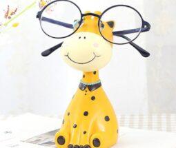 نگهدارنده عینک فانتزی طرح زرافه