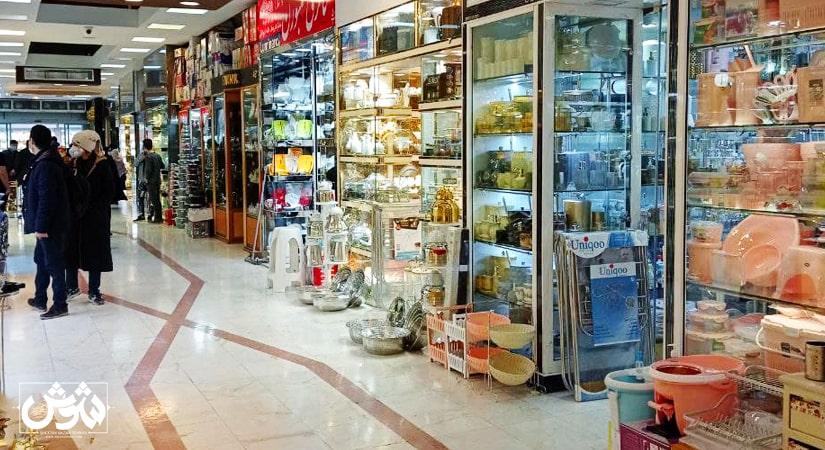 مجتمع خرید رضائی در بازار شوش تهران
