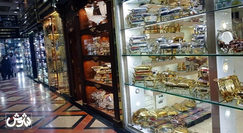 مجتمع خرید الماس بلورین بازار شوش
