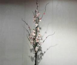 شاخه گل دکوری طرح شکوفه