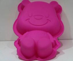 قالب سیلیکونی کیک و ژله طرح خرس