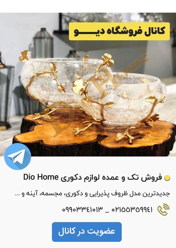 کانال تلگرام فروشگاه دیو هوم Dio Home
