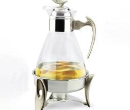 قوری قهوه جوش استیل ریجنت مدل O2 SS