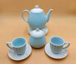 ست چای خوری دو نفره مدل تینا