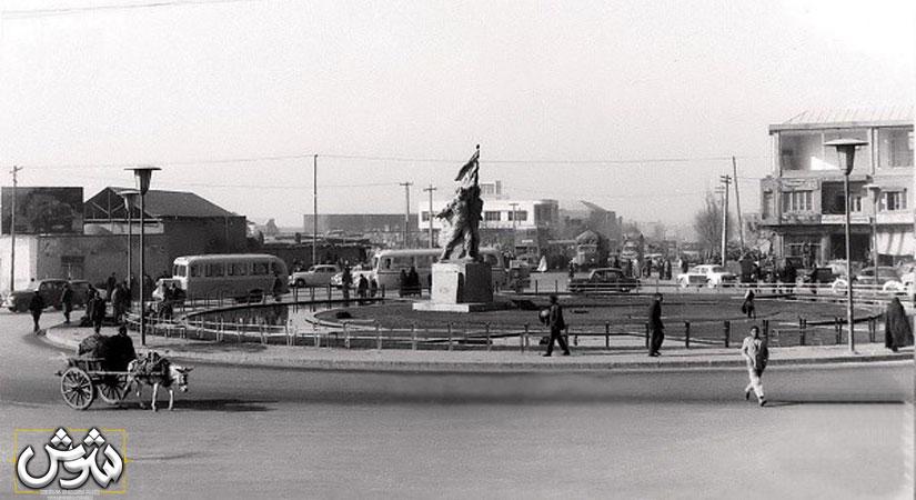 میدان شوش سال 1338