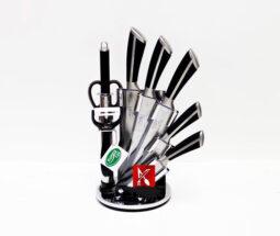 سرویس چاقو آشپزخانه ۹ پارچه سوپر لایف