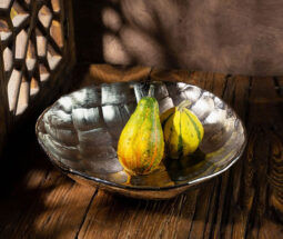 ظرف میوه خوری آلومینیومی طرح کندو