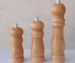 فلفل ساب چوبی سه سایزی